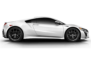 """The Honda NSX, marketed in North America as the Acura NSX, is a two seat, mid-engine sports car manufactured by Honda. The production model was displayed three years later at the 2015 North American International Auto Show, for sale in 2016. Although the original name was retained, this time it was defined as """"New Sports eXperience"""" From those who fell for the first-generation supercar in 1991, to those who got their first glimpse in a Super Bowl ad, NSX has always provoked an intense reaction. And when it's driven, the response is unparalleled. This is a car created with and for emotion, engineered to become an extension of its driver with such fidelity, it's hard to find the line between man and machine. ENGINEERING IS AN ART. Equal parts rational and emotional, engineering is at its best when the tension between these sides results in harmony. Such was the vision for NSX: power and beauty, precision and nuance, interwoven such that the car itself becomes both a machine and an experience"""