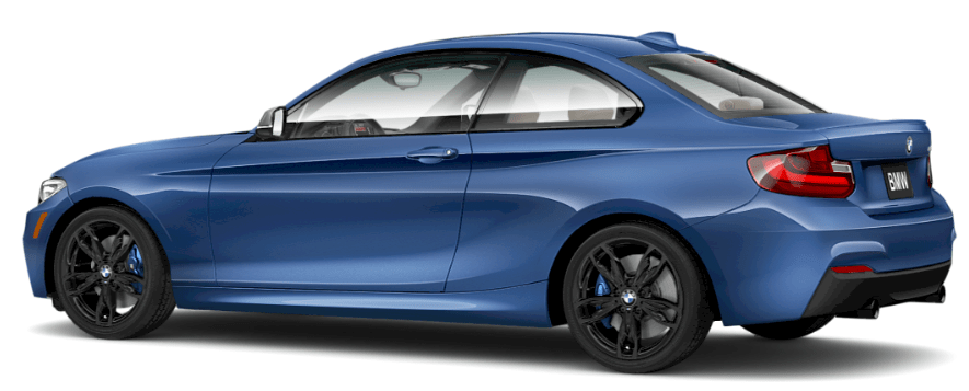 Featuring an all-new 335-horsepower M Performance 3.0-liter inline six-cylinder TwinPower Turbo engine, the 2017 BMW M240i Coupe boasts a maximum torque of 369 lb-ft between 1520-4500 rpm.