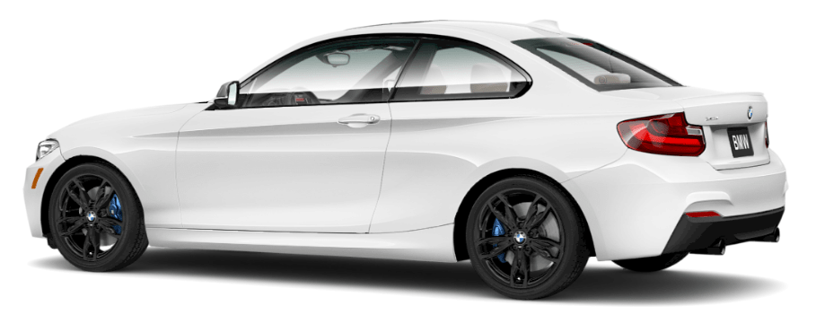 Launching from 0 to 60 mph in as few as 4.2 seconds in the 2017 BMW M240i xDrive Coupe, this vehicle remains agile even at high speeds. A TwinScroll Turbocharger, High Precision Direct Injection, Valvetronic, and Double-VANOS technologies all work together to ensure instant power delivery.