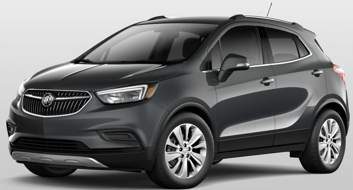 With keyless open and intuitive push-button start, your key won't ever have to leave your pocket. 2017 Buick Encore Essence AWD also lets you warm up or cool down the car in advance, thanks to available remote start.