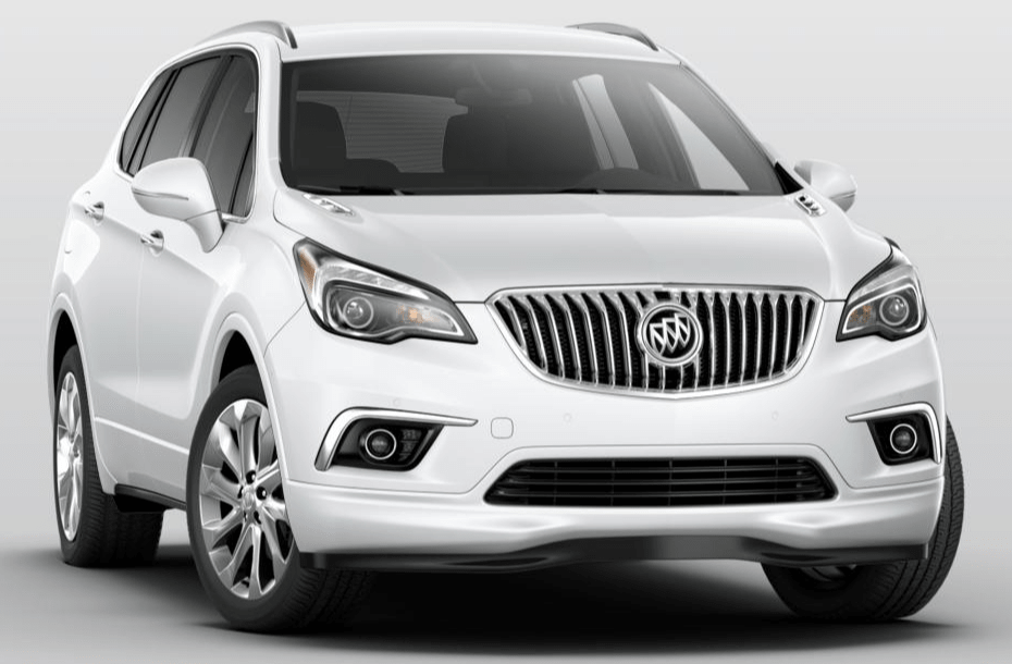 2017 Buick Envision FWD 's beautifully modern interior is bound to get a few conversations started. Its spacious, welcoming design, meticulous attention to detail and thoughtful amenities make going there just as fun as getting there.
