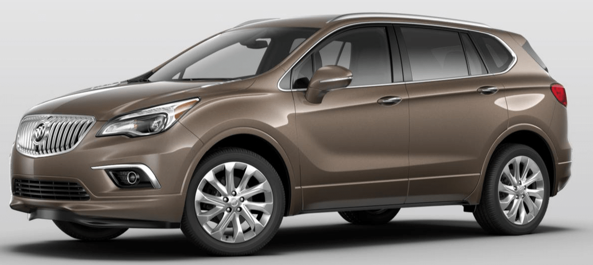 2017 Buick Envision Preferred FWD is designed to be as versatile as you are. It easily transitions from travelling with friends and family to hauling grocery bags, luggage and more with a rear seat that folds flat with the pull of a lever