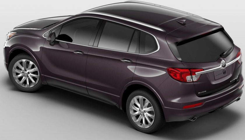 2017 buick envision premium ii awd all car brands in the world. Black Bedroom Furniture Sets. Home Design Ideas