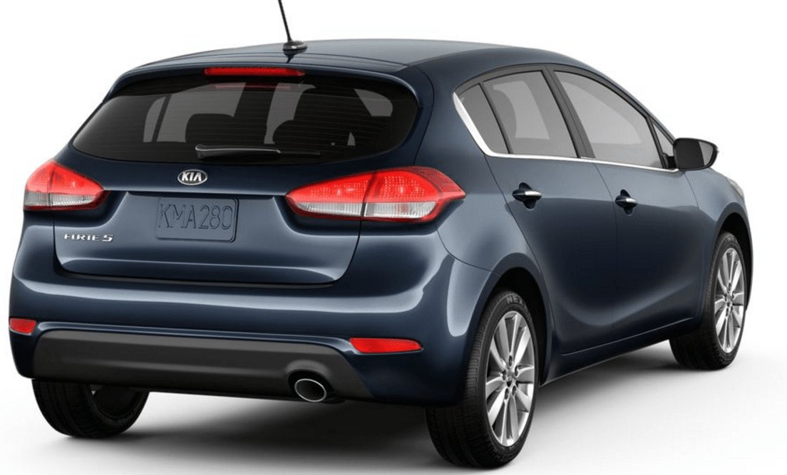 2017 Kia Forte5 Hatchback EX | All Car Brands in the World