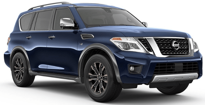 2017 nissan armada sl all car brands in the world. Black Bedroom Furniture Sets. Home Design Ideas
