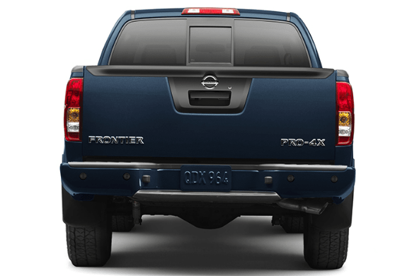 2017 Nissan Frontier PRO-4X King Cab
