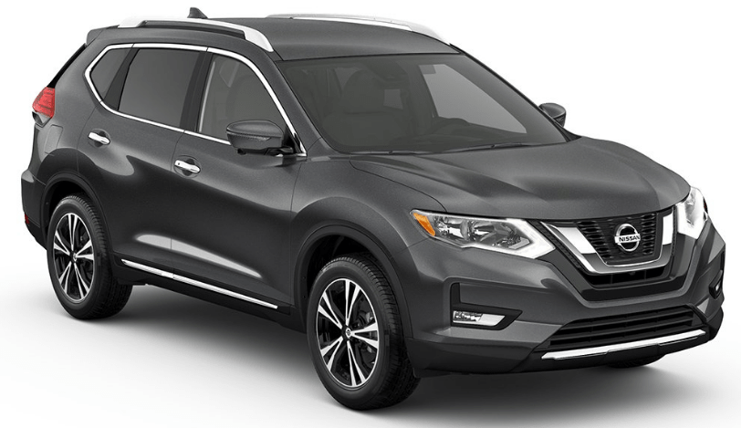 2017 nissan rogue midnight edition all car brands in the world. Black Bedroom Furniture Sets. Home Design Ideas