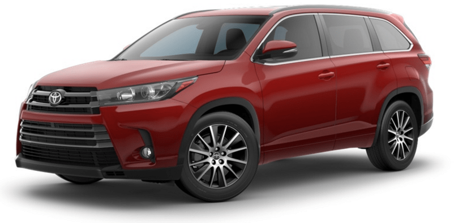 2017 toyota highlander le plus all car brands in the world. Black Bedroom Furniture Sets. Home Design Ideas
