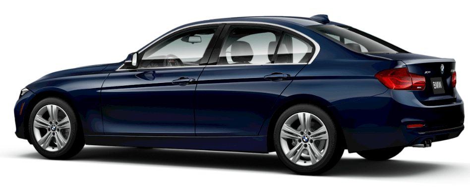 2017 BMW 330i xDrive Sedan 's mighty inline 4-cylinder TwinPower Turbo. Displacing just 2.0 liters, this 248-hp marvel generates 258 lb-ft of torque at just 1450 rpm, for potent thrust that kicks in right from the start and continues all the way up to 4800 rpm. Lightweight and smooth-running, it incorporates BMW's award-winning High Precision Direct Injection, Valvetronic and Double-VANOS technologies.