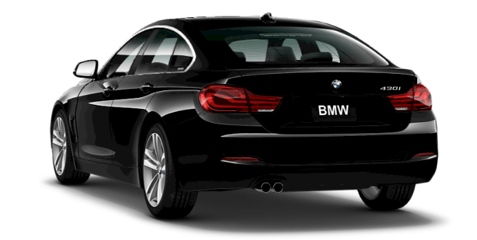 2017 BMW 430i Gran Coupe 's mighty inline 4-cylinder TwinPower Turbo. Displacing just 2.0 liters, this 248-hp marvel generates 258 lb-ft of torque at just 1450 rpm, for potent thrust that kicks in right from the start and continues all the way up to 4,800 rpm. Lightweight and smooth-running, it incorporates BMW's award-winning High Precision Direct Injection, Valvetronic and double-VANOS technologies.