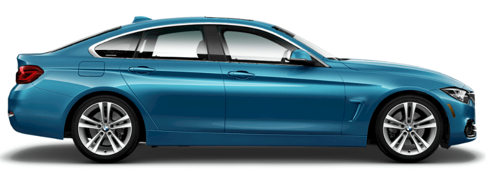 The 2017 BMW 430i xDrive Gran Coupe 's versatile 8-speed Sport automatic transmission makes for a smooth ride at any speed. The larger gear spread delivers a dual benefit, focusing performance at every level while boosting efficiency.