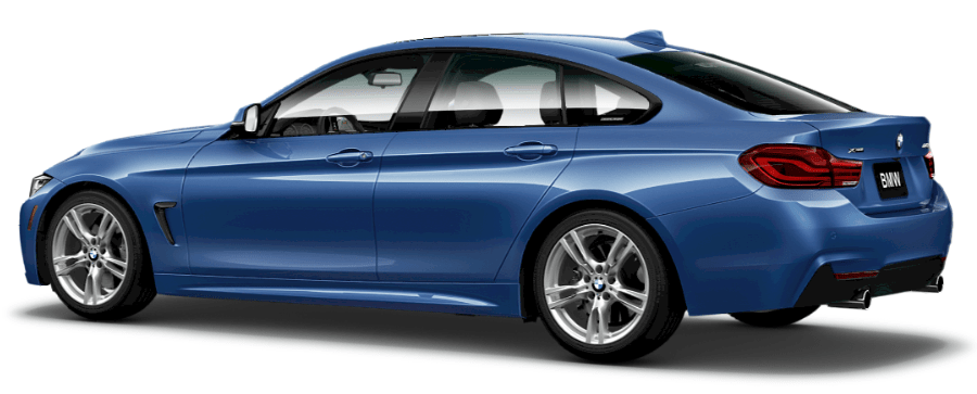 The 2017 BMW 440i xDrive Gran Coupe 's versatile 8-speed Sport automatic transmission makes for a smooth ride at any speed. The larger gear spread delivers a dual benefit, focusing performance at every level while boosting efficiency.