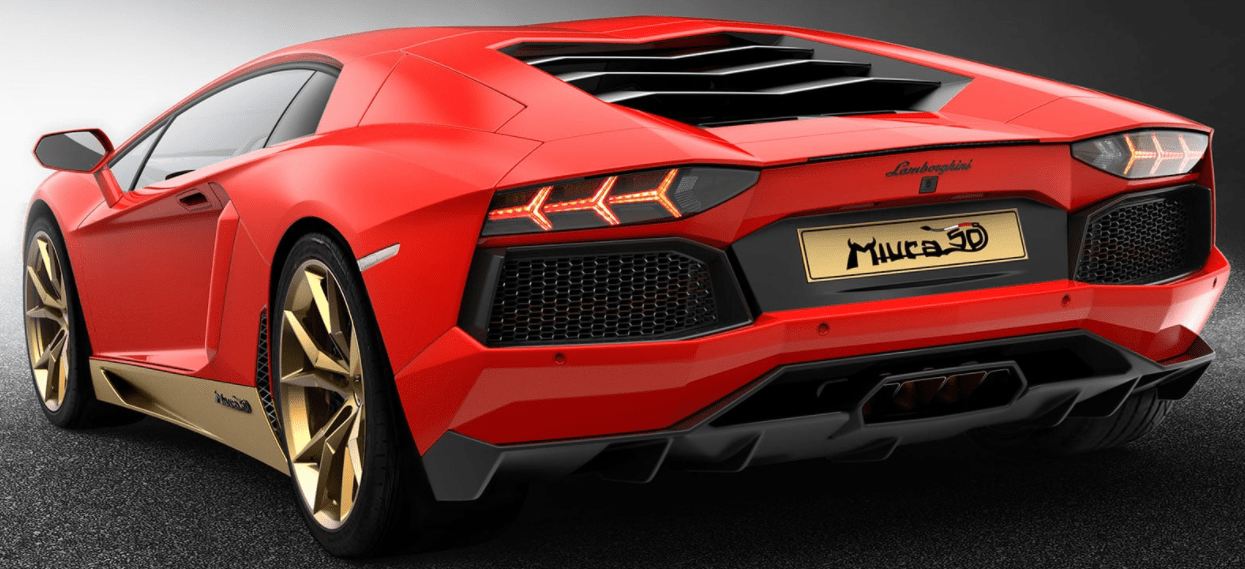 A brand-new and thoroughly original edition is born. A special edition 2017 Lamborghini Aventador Miura Homage which pays homage to the 50th anniversary of the Miura, the historic forerunner to Lamborghini's V12 super sports cars, through a design which combines history and style. With only 50 units to be made, the Aventador Miura Homage proves that Automobili Lamborghini looks to the future without forgetting its roots.