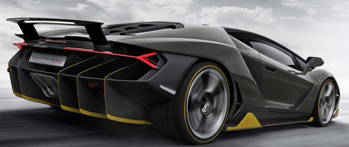 The new 2017 Lamborghini Centenario represents a new, extremely precious piece in Lamborghini's one-off strategy. It is a perfect example of the innovative design and the engineering skills of the bull-branded manufacturer.
