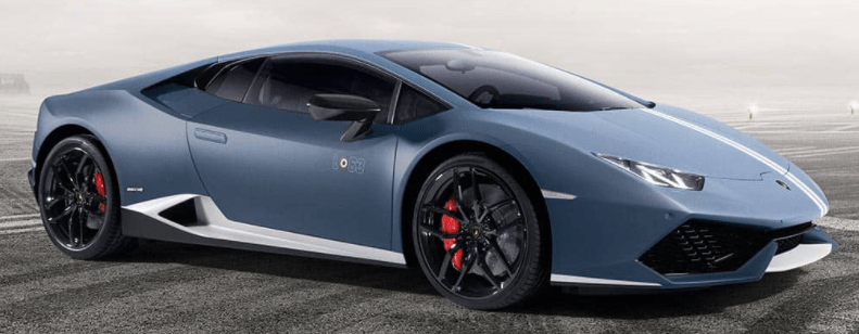 With the 2017 Lamborghini Huracán Avio you are not just a driver, you're a pilot. Just make sure your seat belt is securely fastened. Now press the ignition button and feel what it means to reach the sky, while keeping your feet firmly on the ground. The unbelievable power of the Huracán now features a completely new livery, inspired by the prestigious history of aeronautical engineering