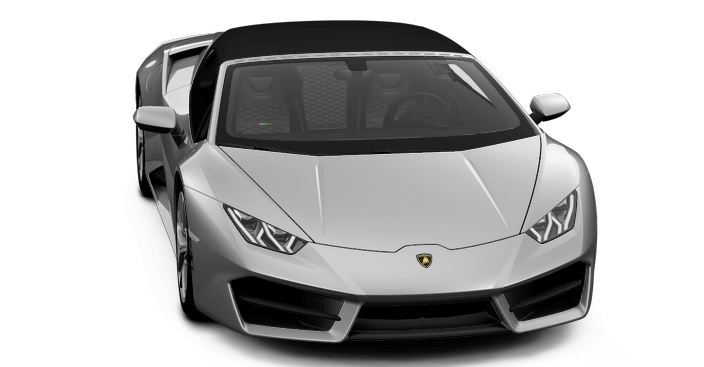 When style meets performance, that's where the new 2017 Lamborghini Huracán RWD Spyder comes in. The new Huracán RWD Spyder combines a new exterior design with the powerful Lamborghini V10 engine, able to unleash its power on the rear wheels. Every driving moment will turn into an adrenaline rush, and the sky above you can be all yours in just 17 seconds, thanks to an extremely lightweight soft top that embodies the finest Italian taste and handicraft.