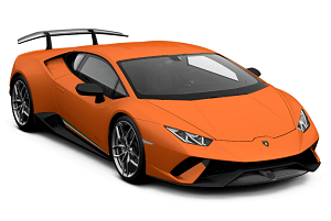 List of Vehicles under the Lamborghini Brands in 2017