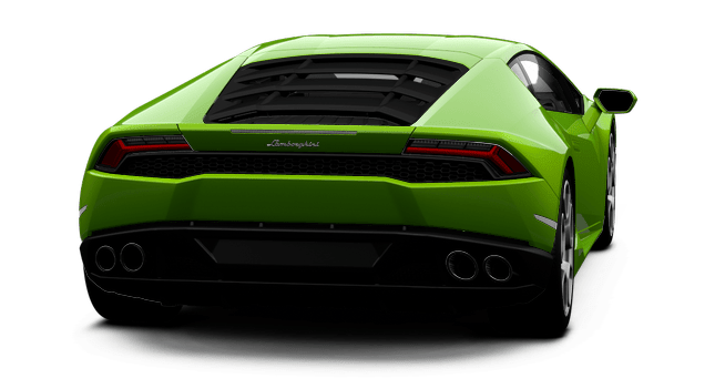 The 2017 Lamborghini Huracán Coupé has been created for unprecedented performance. All the power and acceleration of a naturally aspirated V-10 engine, without giving up control or fun of driving. This is all thanks to the all-wheel drive system and the 7-speed Lamborghini Doppia Frizione (LDF) dual-clutch transmission, as well as the innovative Piattaforma Inerziale Lamborghini (LPI), created for accurate and real-time detection of all the chassis movements and for immediate adjustment of the car setup.