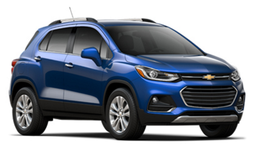 2017 Chevrolet Trax Lt All Car Brands In The World